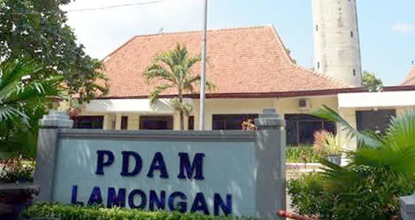 Debit Air Bengawan Solo Minim, PDAM Lamongan Sebut Stok Cukup Sampai November