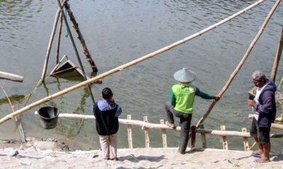 Kemendikbud Janji Saksikan Pengangkatan 3 Perahu Kuno di Lamongan