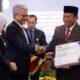 Pemkab Lamongan Terima Penghargaan Pencapaian Maturitas (SPIP) Level 3 dari BPKP