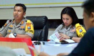 Polres Lamongan Beberkan Keberhasilan Ungkap Ribuan Kasus di Akhir 2019