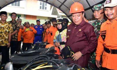 Fadeli Tegaskan Seluruh Satgas Penanggulangan Bencana Harus Siaga dan Terkoordinir