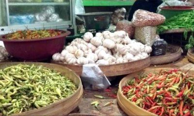 Harga Cabai Rawit dan Bawang Putih di Lamongan Naik Dua Kali Lipat, Pedagang dan Pembeli Meradang