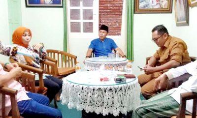 Jalin Komunikasi Politik, Kartika Hidayati Sowan ke Kediaman Ketua DPC Gerindra
