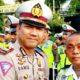Kasatlantas Polres Lamongan Berikan Penghargaan ke Anggota Berprestasi