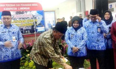 Bupati Fadeli Resmi Launching Gedung Baru MPP Lamongan, 34 Instansi, 225 Jenis Layanan