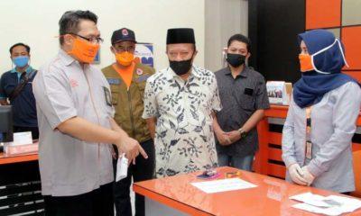 BST Kemensos Mulai Dicairkan Bertahap kepada 42.804 KPM di Lamongan