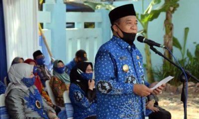 Bupati Fadeli Dorong Terbentuknya Kampung-kampung KB Tangguh di Lamongan