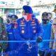 Direktur Polairud Polda Jatim Resmikan Kampung Nelayan Tangguh Semeru Pelabuhan TPI Brondong