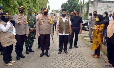 Kapolda Jatim Apresiasi Kampung Tangguh Covid-19 di Lamongan
