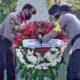Kapolres Lamongan Gelar Upacara Ziarah ke TMP, Peringati Hari Bhayangkara ke 74