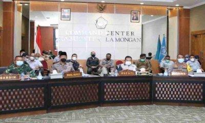 Bupati Yuhronur Minta Masyarakat Lamongan Patuhi Instruksi PPKM Darurat